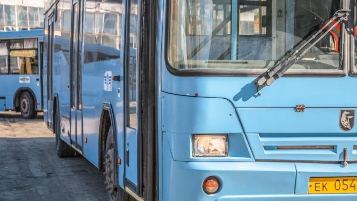 В Самаре из-за обвала асфальта на Алма-Атинской автобусы пустили в объезд