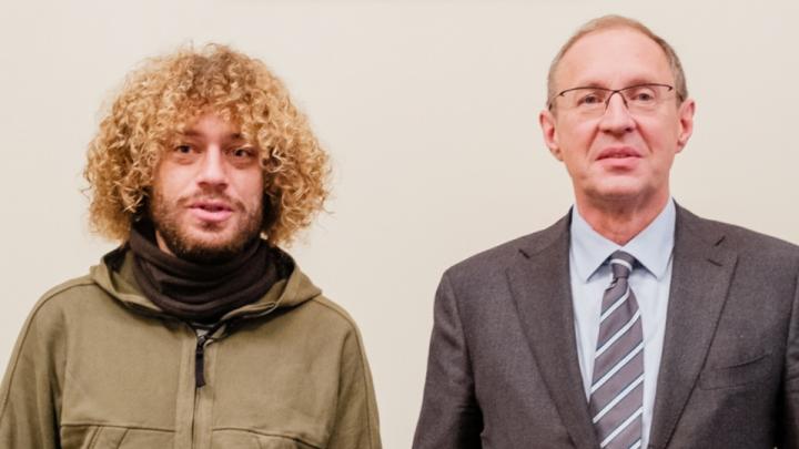 В Пермь на съемки БДСМ с мэром прилетел блогер Илья Варламов