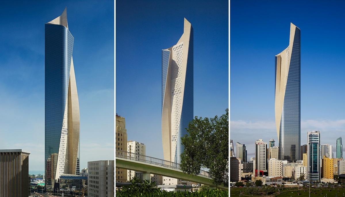 Эль-Кувейт: архитектура в пустыне