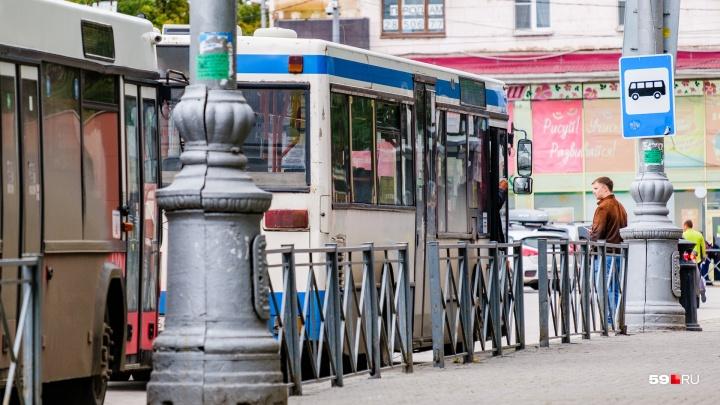 Зампредседателя гордумы Перми Дмитрий Малютин проехался на автобусе, и ему там не понравилось