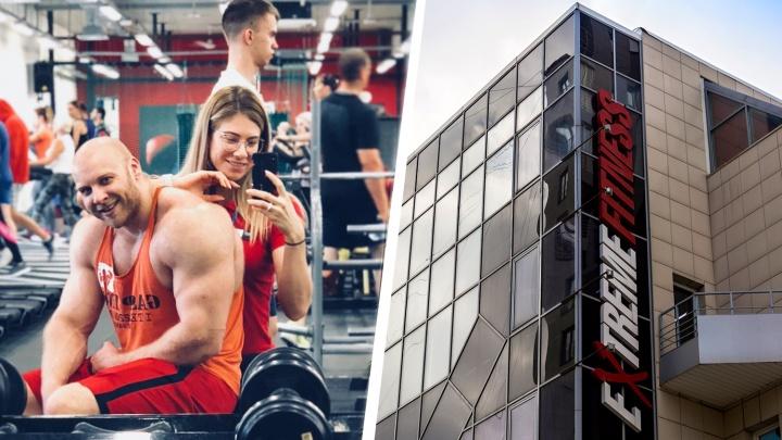 Extreme Fitness попытался засудить тренера за пост в Instagram. Она считает, что дело в её муже