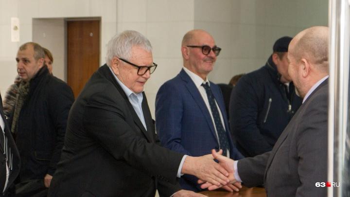 Еще один бывший губернатор Самарской области получит почетный знак