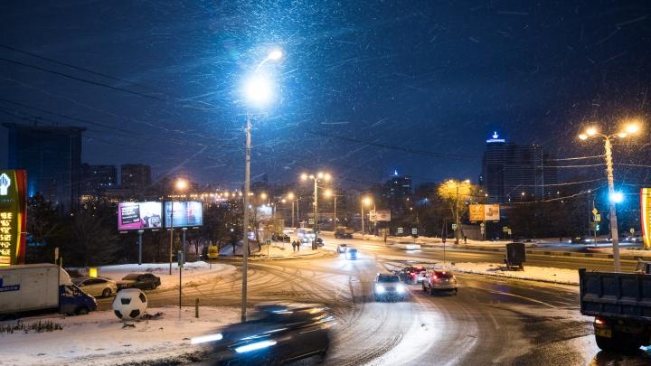 Улицу Орбитальную в Ростове расширят до четырёх полос
