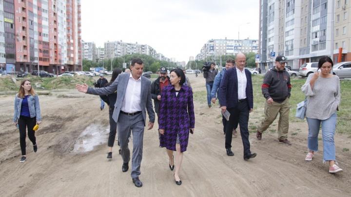 Недовольство жителей, грязь и отсутствие школ: Котова подвела итог поездки в «Академ Riverside»