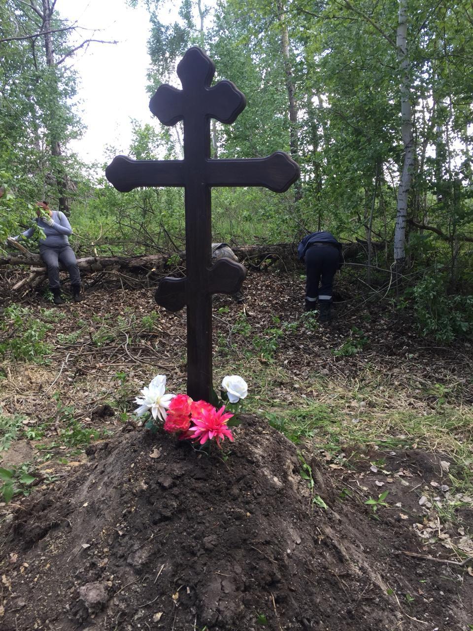 В поисках тела Олеси помогали волонтёры