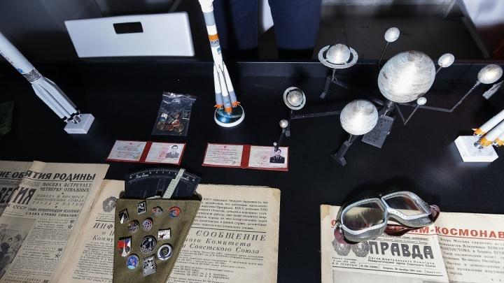 Поехали: открылся интерактивный космический парк