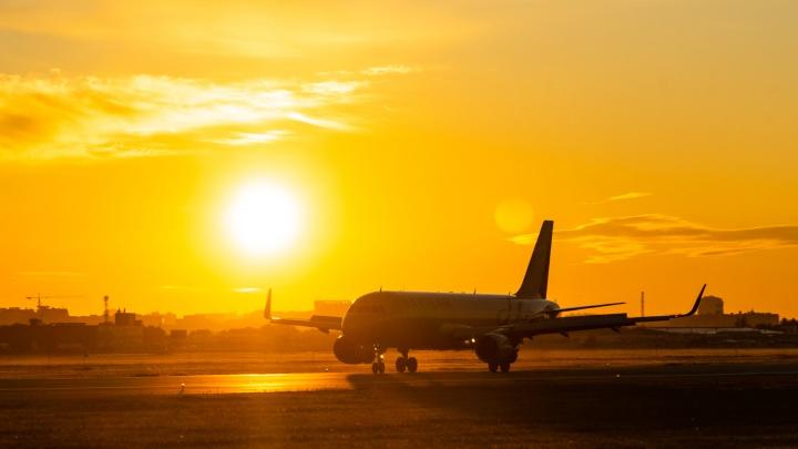 Достучаться до небес: встречаем утренние самолёты вместе со споттерами