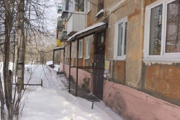 Дому, в котором произошло ЧП, уже пятьдесят лет