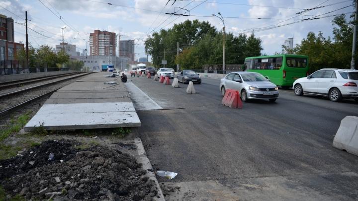 В выходные строители закончат ремонт моста, который связывает Пионерский с вокзалом и центром