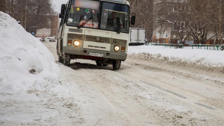 Новый автобусный маршрут связал Плющихинский и Ключ-Камышенское плато