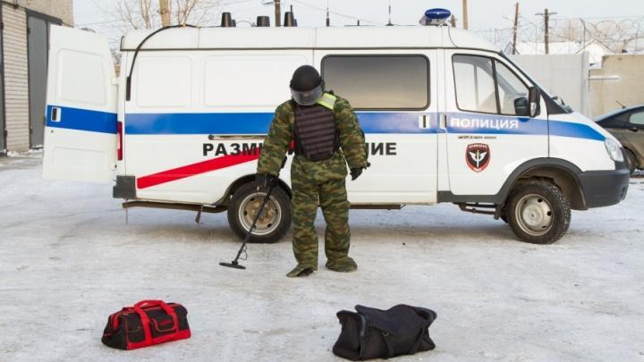 «Сапёр ошибается дважды»: кто спасал Челябинск от осенних лжеминирований