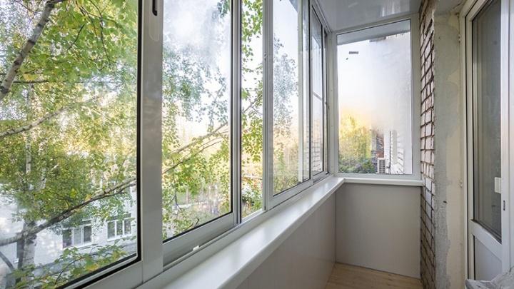 Лоджии и окна моются сами: в Екатеринбурге представили покрытие                   WinClean