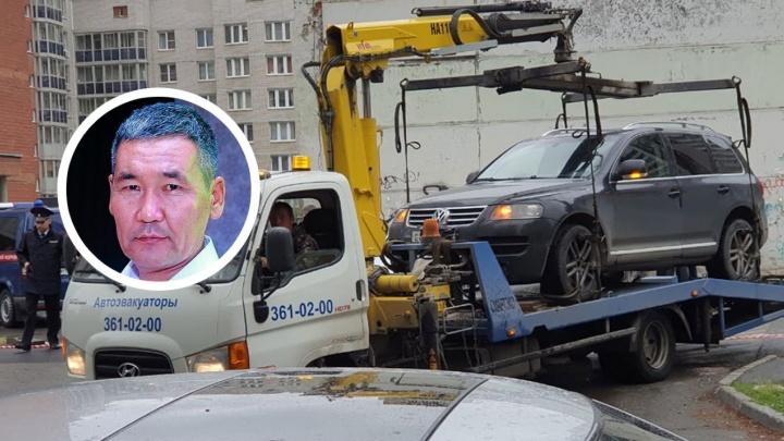 Силовики задержали подозреваемых в убийстве главы киргизской диаспоры на Уралмаше