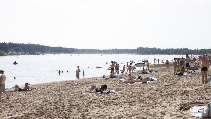 В озере под Тюменью утонул мужчина