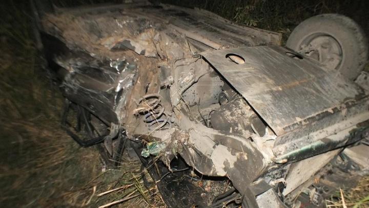 Пьяный водитель устроил ДТП на трассе «Иртыш» в Курганской области