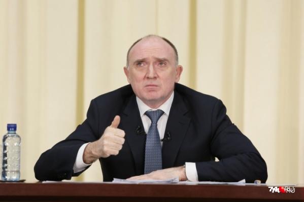 Борис Дубровский заявлял, что не видел постановления о возбуждении дела против него