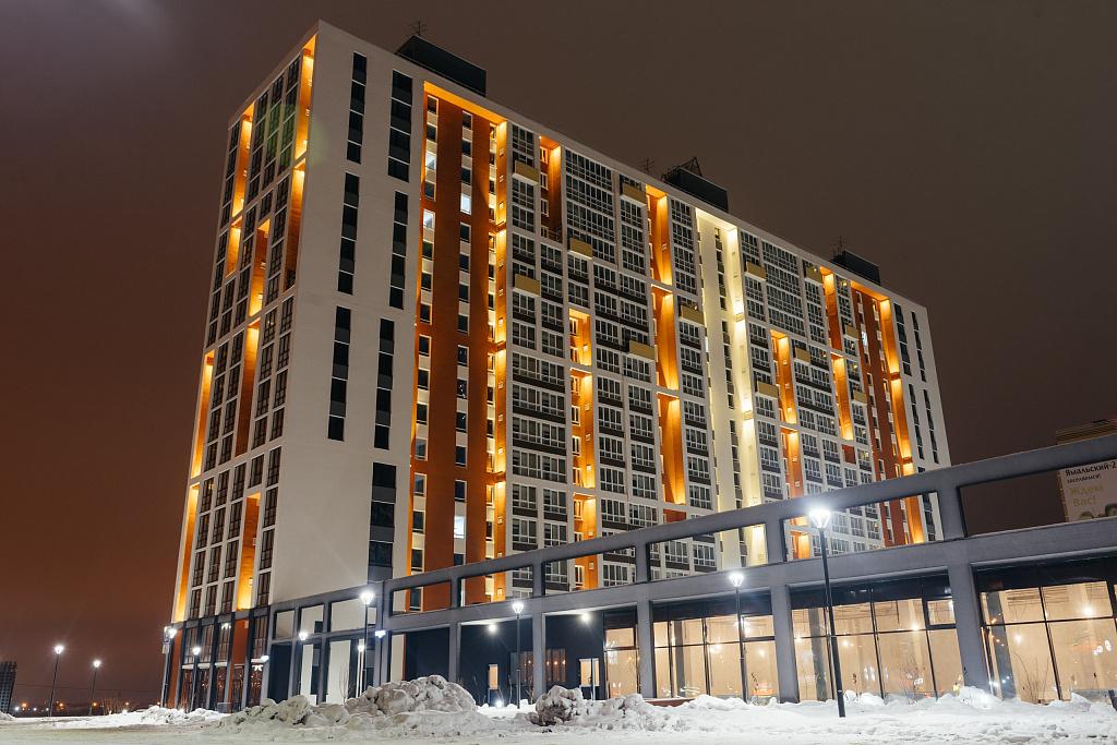 Знаковый дом для Новосибирска