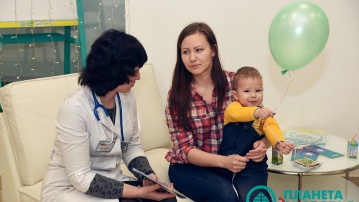 В аптеках Ижевска «Планета Здоровья» работает клуб мам, где можно с пользой провести время