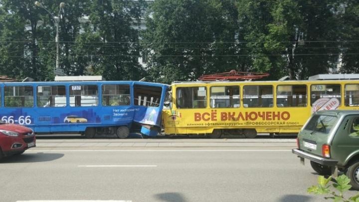 ТТУ озвучило свою версию о бешеном трамвае, и к ней есть вопросы