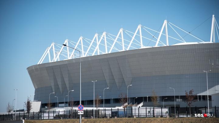 Движение на левом берегу ограничат из-за матча «Ростова» с «Оренбургом»