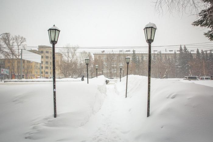 16 и 17 января в регионе будет от –5 до –12 градусов