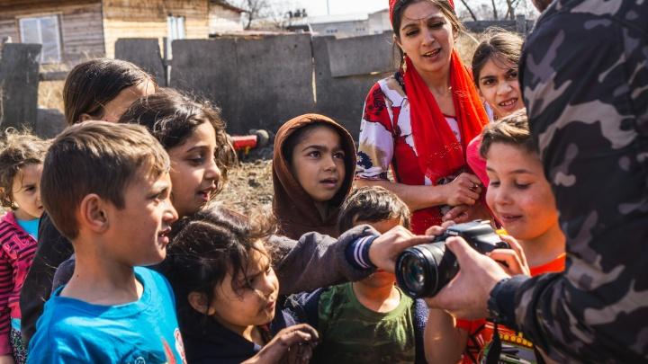 Цыганский National Geographic: счастливое детство в таборе