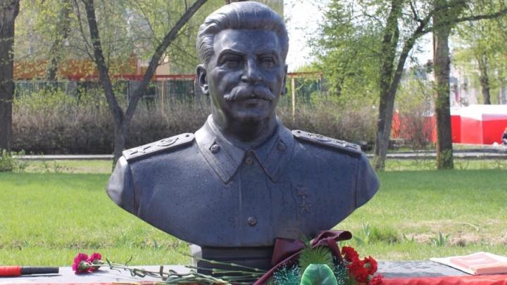 Константин Голодяев: Памятник Сталину расколет новосибирцев