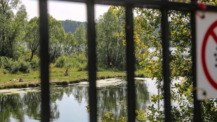 Ушел под воду на глазах очевидцев: в озере Талкас в Башкирии погиб рыбак