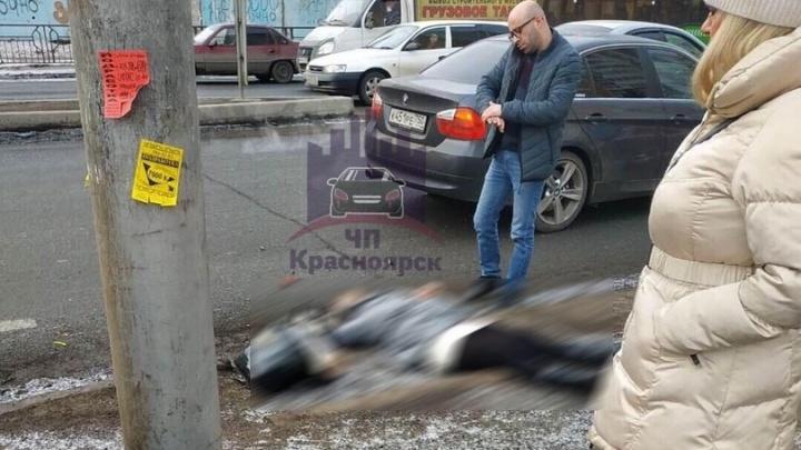 «Она видела машину»: на переходе по Линейной лихач сбил идущую по правилам женщину-пешехода