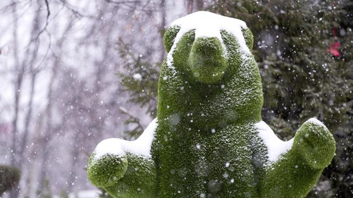 «Снегопад не закончился»: синоптики предупредили о новых напастях. Прогноз погоды