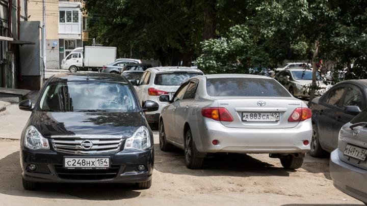 Названа самая популярная у новосибирцев марка подержанных авто