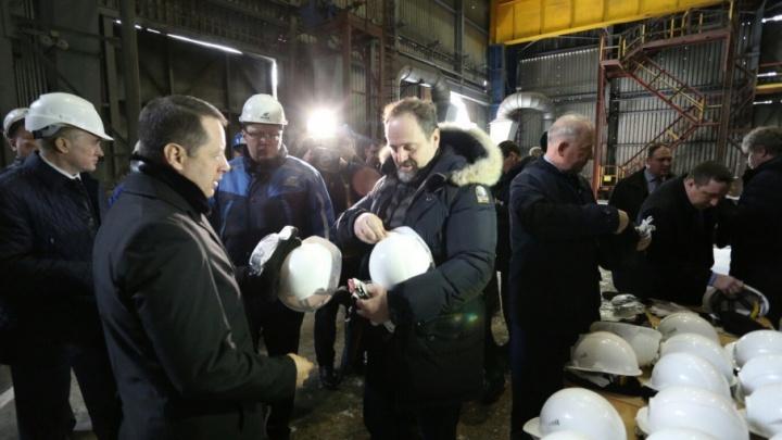 Без журналистов: министр природных ресурсов и экологии РФ приехал в Челябинск изучить смог