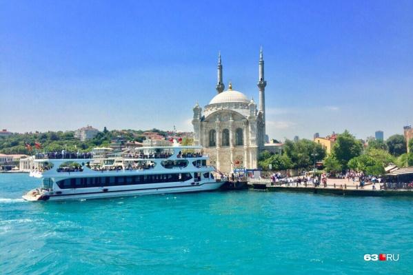 Стамбул прекрасен и летом, и осенью