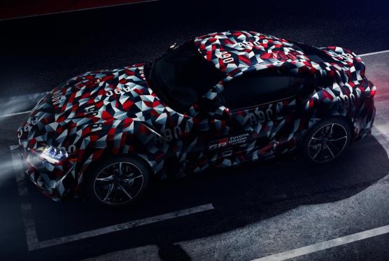 Toyota показала новую модель