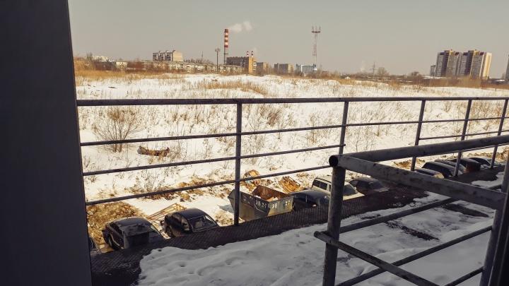 Самарским бизнесменамзапретили строить жилой комплекс за ТЦ «Космопорт»