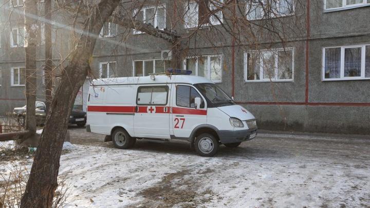 Годовалая девочка с температурой под 40 умерла дома через двое суток без госпитализации