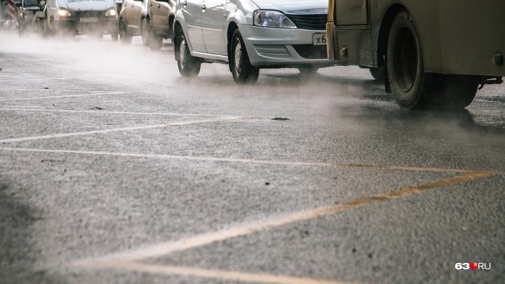Строить магистраль Центральную в Самаре начнут не раньше 2020 года