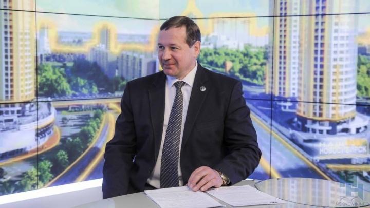 В Новосибирске взяли под стражу чиновника мэрии Игоря Леончикова