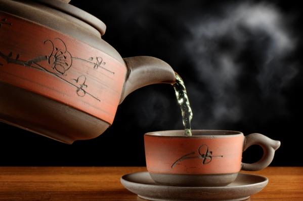 В рамках небольшой экспозиции будет проведена традиционная чайная церемония и мастер-класс