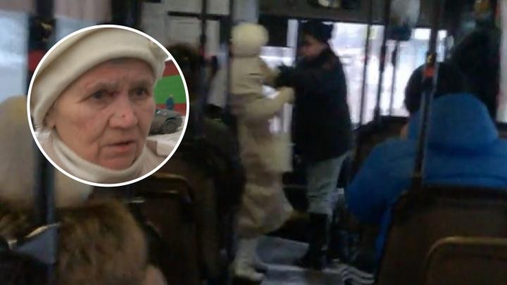 «Кондуктора — не уволим, но понизим»: перевозчик 77-го автобуса извинился перед избитой пассажиркой