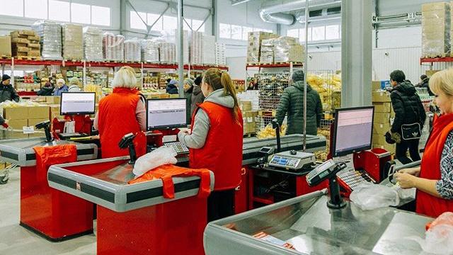 В Челябинске появится ещё один продуктовый магазин с низкими ценами