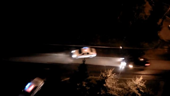 Угнали папину машину: в Стерлитамаке молодой человек без прав устроил погоню