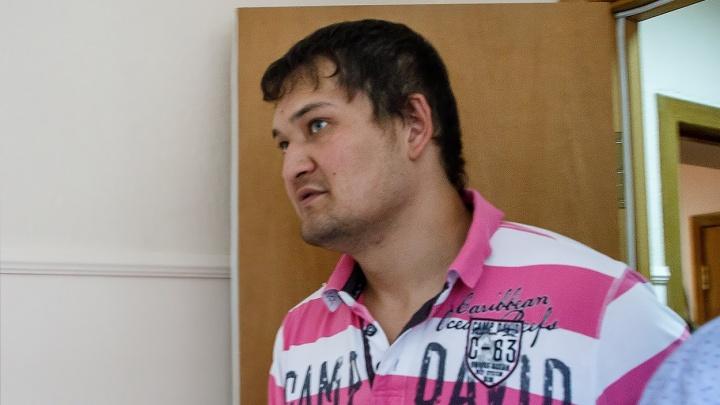 Михаил Музраев-младший заплатит 1000 рублей штрафа за сопротивление ФСБ