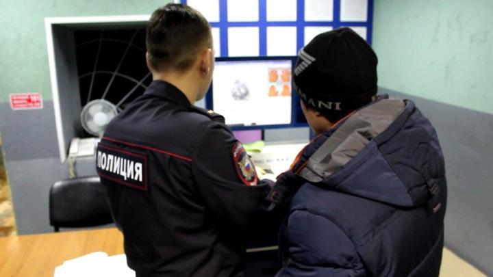 После проверки павильонов в Советском районе полицейские задержали в них 7 нелегальных мигрантов