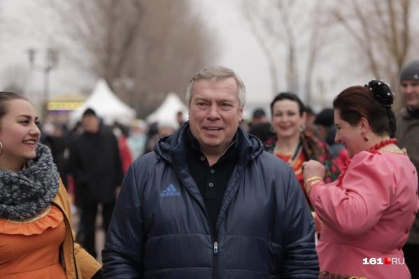 Василий Голубев попросил прощения у ростовчан