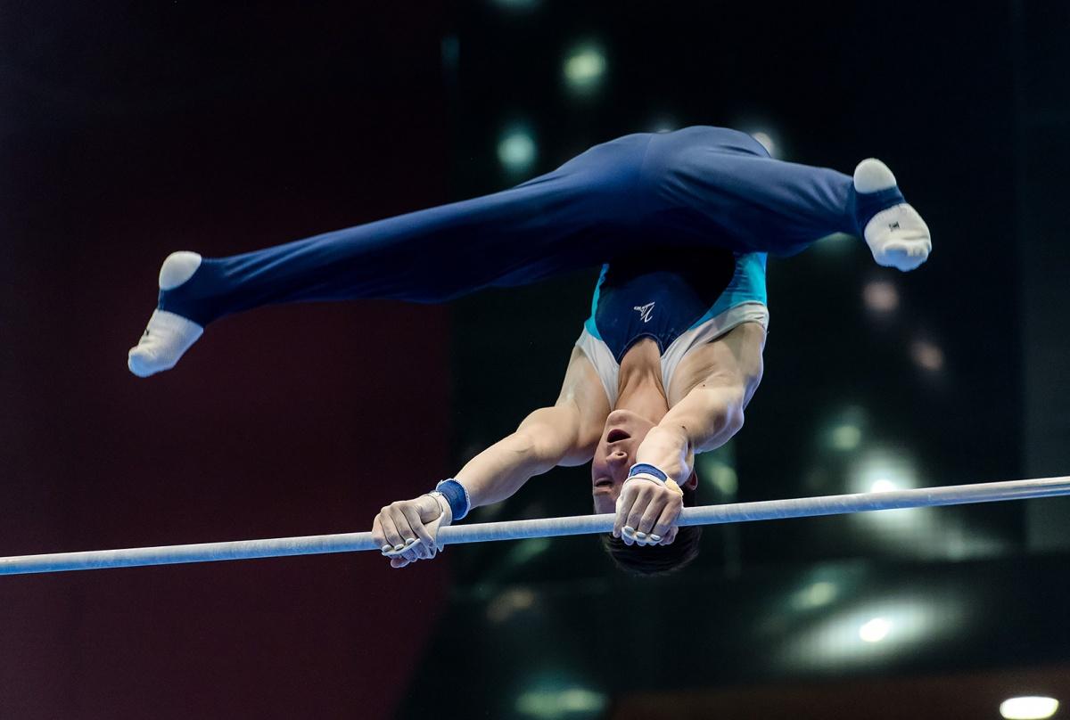 В гимнастике каждое движение имеет значение