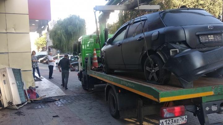 Водитель «Тойоты», сбившей инвалида в Ростове, была трезвой