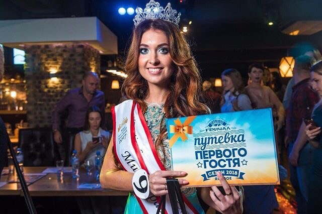 Победительница конкурсаMiss Sport&Beauty Novosibirsk 2017 29-летняя Ольга Зленко