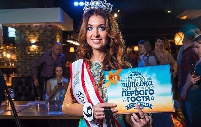 В Новосибирске выбрали самую красивую спортсменку