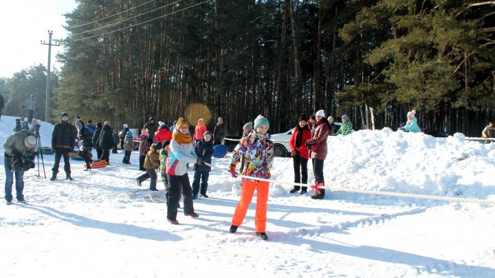 Программа комфортной среды в Нижегородской области добралась до лесной опушки